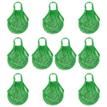 cotton string bags bulk pack